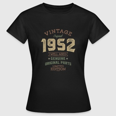 Vintage 1952 Well Aged - Women's T-Shirt