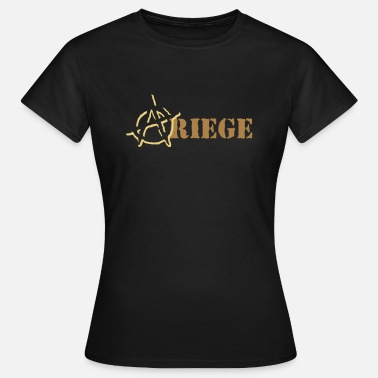 Cathare Anarchy Ariege - T-shirt Femme