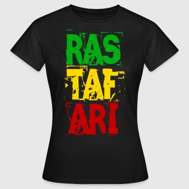 RASTAFARI - Women's T-Shirt