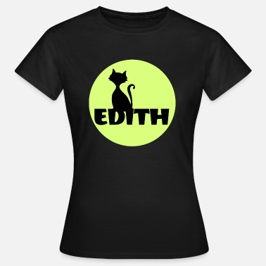 Edith Edith Name First name - Women's T-Shirt