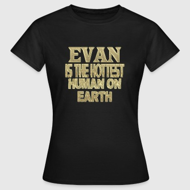 Evan - Frauen T-Shirt