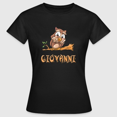 Giovanni Chouette Giovanni - T-shirt Femme