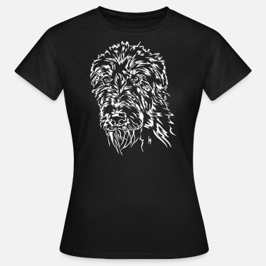 Irish Wolfhound IRISH WOLFHOUND - Women's T-Shirt