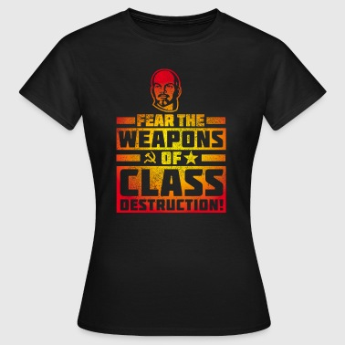 Class Destruction - Frauen T-Shirt