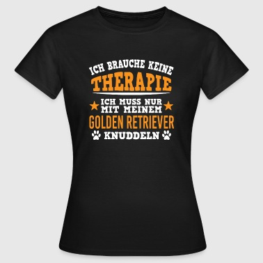 Golden Retriever - Frauen T-Shirt
