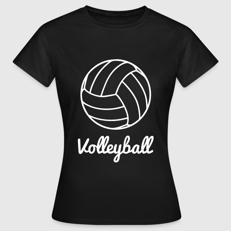 Volleyball Volley ball - Camiseta mujer