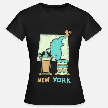2bc2fdc8e57b T-shirts Bébés New York à commander en ligne   Spreadshirt