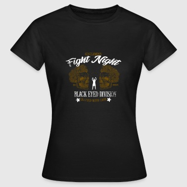 Gentlemens Club Boxing Kickboxing Martial Arts Gentlemen Fight Club - Women's T-Shirt
