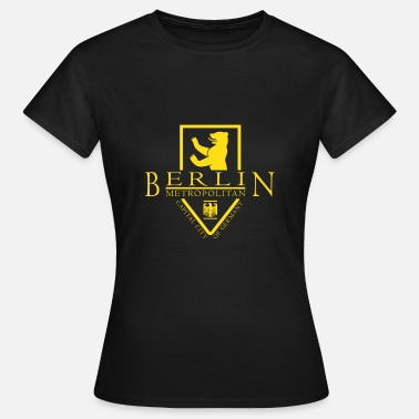 Metropolitan Berlin Metropolitan Germany - Women's T-Shirt