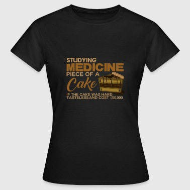 Medical doctor specialist doctor graduation - Women's T-Shirt
