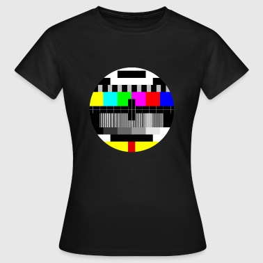 mire couleur - color test card - T-shirt Femme