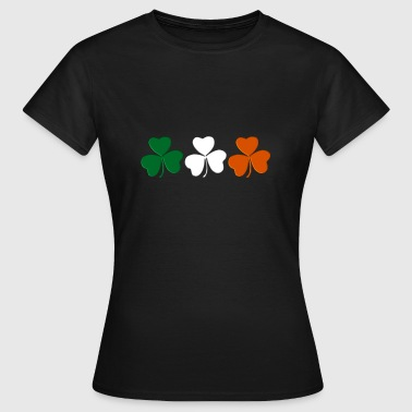 3 SHAMROCKS IRELAND  - Women's T-Shirt