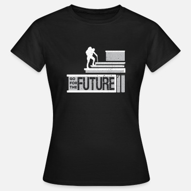 Routard Les routards continuent. - T-shirt Femme