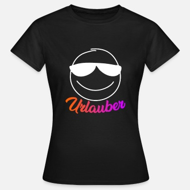 Vacationer Vacationers vacation holidays - Women's T-Shirt