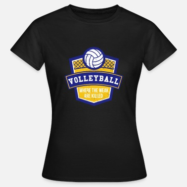 Volleyball Quotes volleyball - Women's T-Shirt