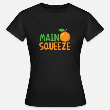 Squeezie Main squeeze - T-shirt Femme
