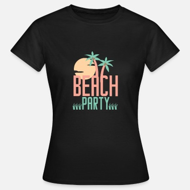 Beach Party Beach party - T-shirt dam