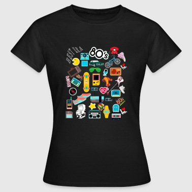 The Best Generation The 1970s 1980s 1990 - Women's T-Shirt