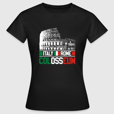COLOSSEUM SHIRT - Frauen T-Shirt