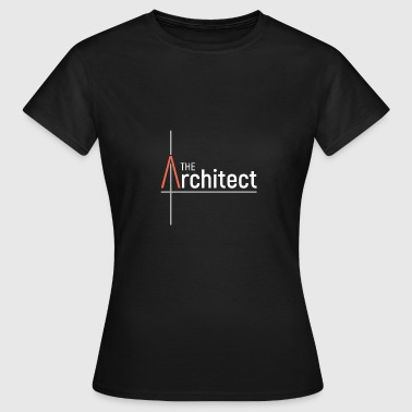 Winding Staircase The Architect fArchitekt Maurer Meister - Women's T-Shirt