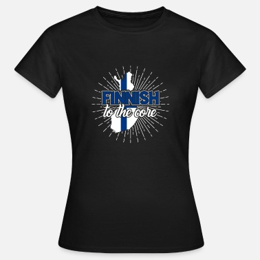 Football Finland Finland Helsinki Finnish football - Women's T-Shirt