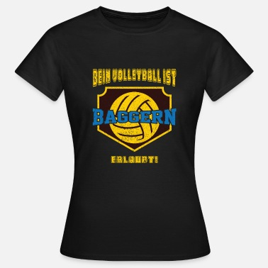 Dredge Volleyball dredge funny saying - Women's T-Shirt