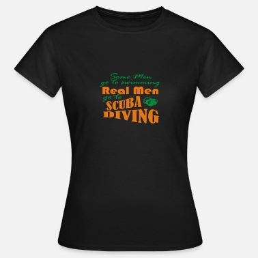 Animal Buceo Buceo buceo - Camiseta mujer