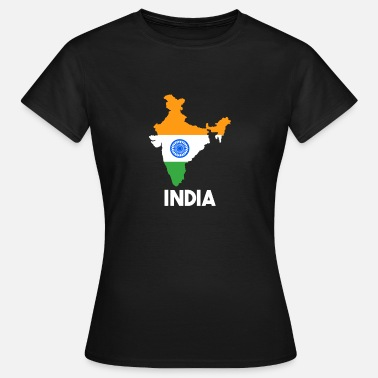 Indie Indië - Vrouwen T-shirt