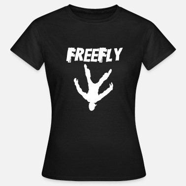 Skydiving Freefly Freefly Skydiving Skydiving - Women's T-Shirt