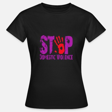 Domestic Violence October Domestic Violence Awareness Shirt - Women's T-Shirt