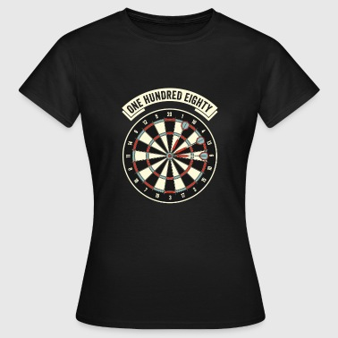 Dart Darts T-shirt for darts players gift - Women's T-Shirt