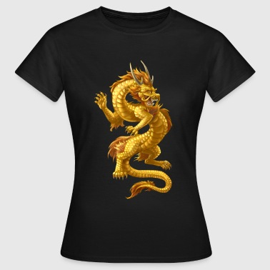 Dragon chinois - T-shirt Femme