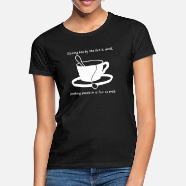 A Very Potter Musical sippingteabyfire - Women's T-Shirt