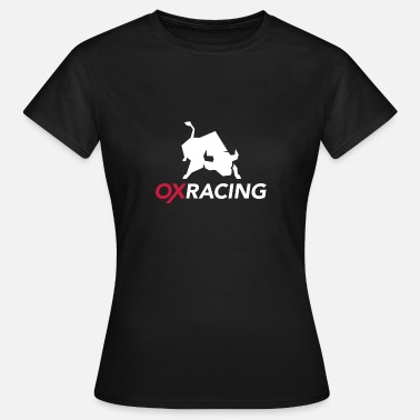 Race Team OX Racing, Sport, Mountainbike, Racen, Team, Racen - Vrouwen T-shirt