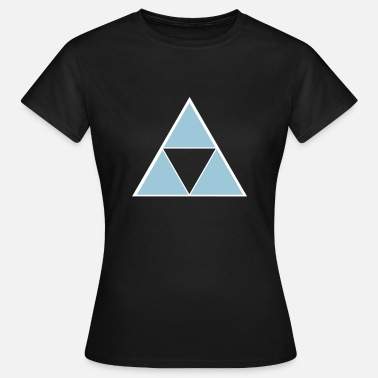 Hipster Triangle Hipster Triangle - Frauen T-Shirt