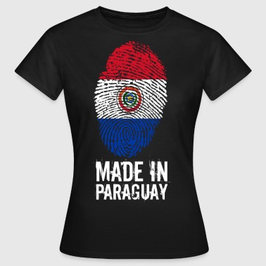 Paraguay Made In Paraguay / Paraguay - T-shirt Femme