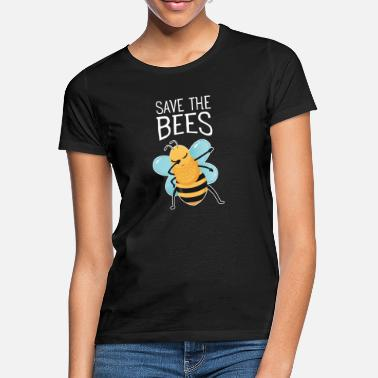 Save The Bees Save The Bees - Dabbing Bee Dab Dance - T-shirt dame