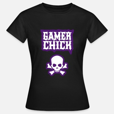 Gamer Girl GAMER CHICK 3 - Women's T-Shirt