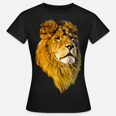 Löwe Lion - Frauen T-Shirt