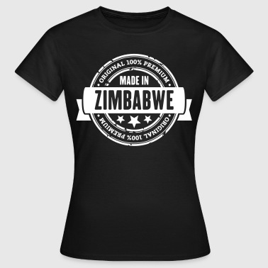 Made in Zimbabwe - Frauen T-Shirt
