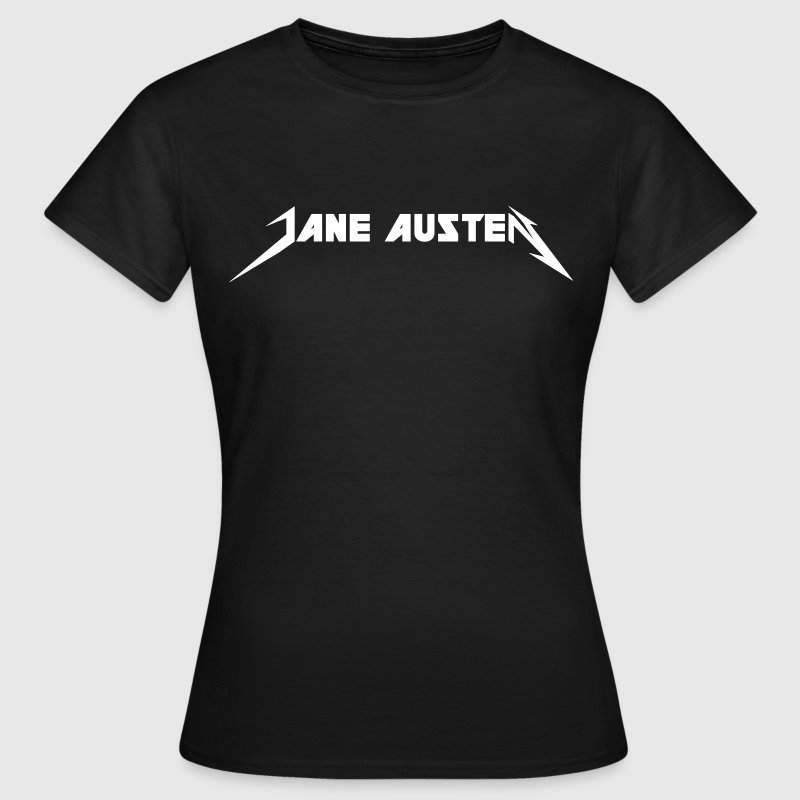 Jane Austen - Frauen T-Shirt