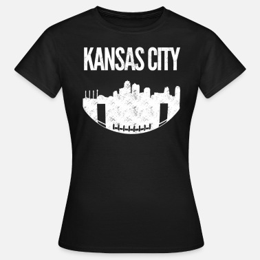 Kansas City Kansas City - Dame-T-shirt