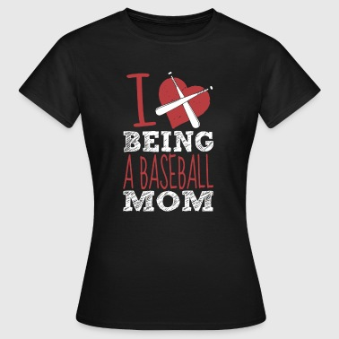 Baseball Mom Shirt - Women's T-Shirt