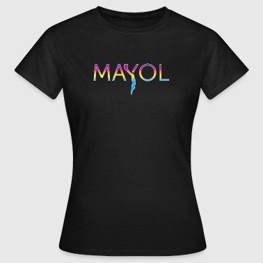 MAYOL – Freediving Legend - Camiseta mujer