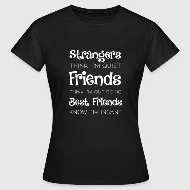 FRIENDS, GIFT - Women's T-Shirt