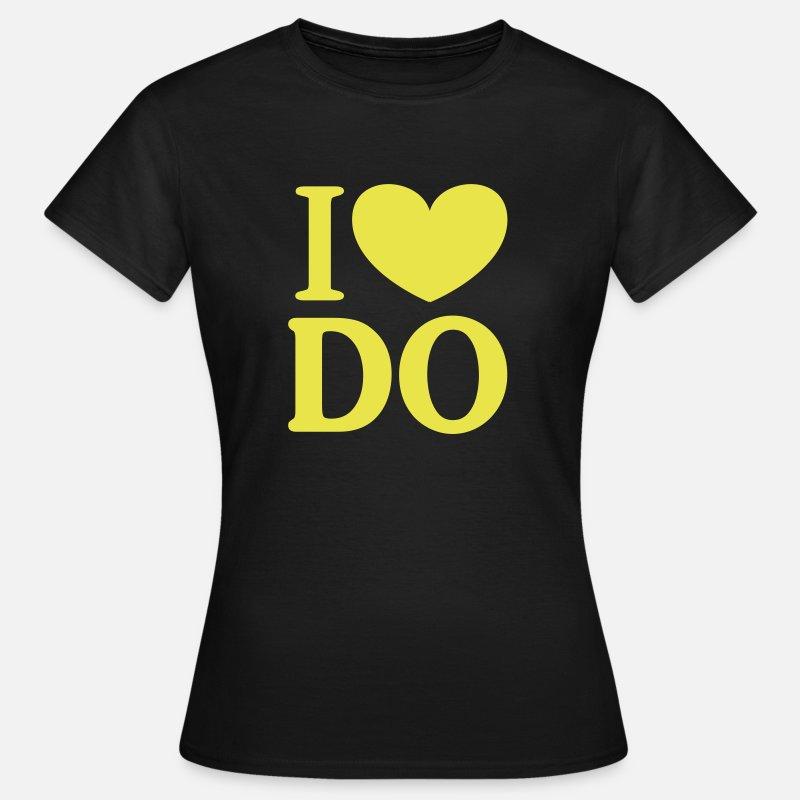 I Love Do Dortmund Echte Liebe Frauen T Shirt Spreadshirt