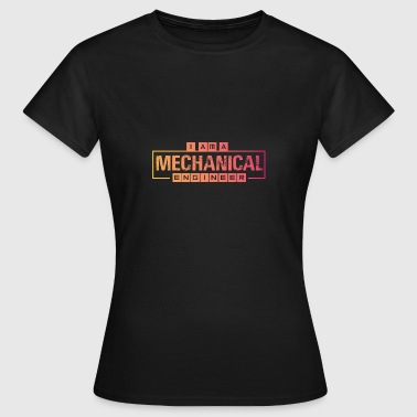 Mechatronics Engineering Mechatronics engineer - Women's T-Shirt