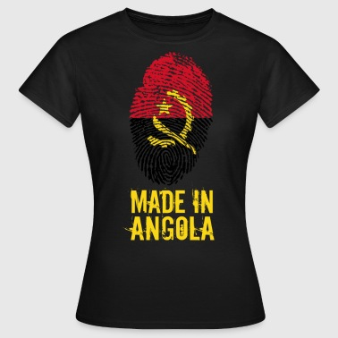 Made In Angola / Ngola - Women's T-Shirt