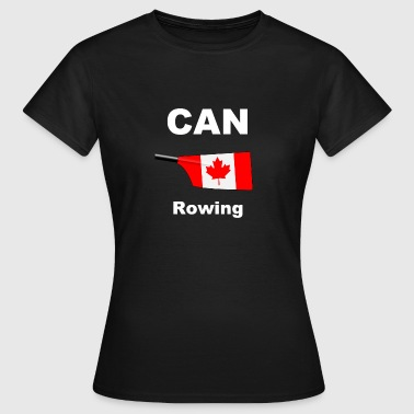 Canada CAN Canada Rowing Rowing Aviron - T-shirt Femme