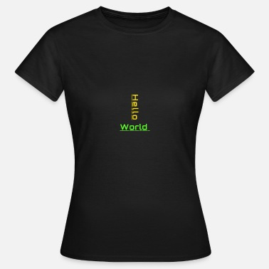 World Series World - Frauen T-Shirt